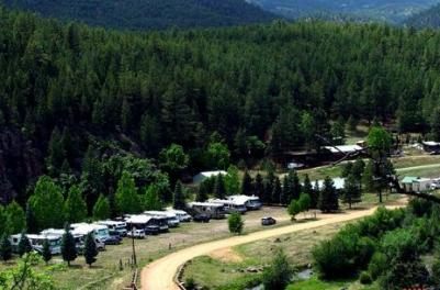 Sierra Bonita Cabins Amp Rv Park Camping Near Mora Amp Taos Nm